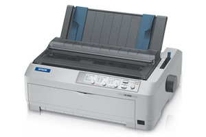Epson FX-890N - 9-pin Impact Printer, Narrow Format, Ethernet Interface
