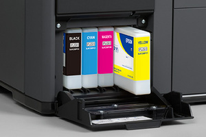 Epson SJIC26P(M) Ink Cartridge for Epson C7500 - Magenta