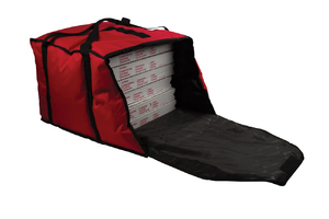 Pizza Bag - Red