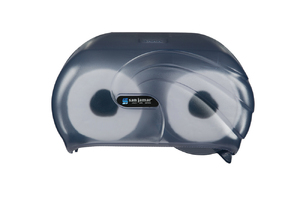Versatwin Toilet Tissue Dispenser - Oceans - Arctic Blue