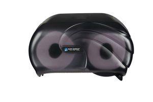 Versatwin Toilet Tissue Dispenser - Oceans - Black Pearl