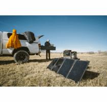 Goal Zero Yeti 1000 Lithium Portable Solar Generator Kit with MPPT and Nomad 100 Solar Panel