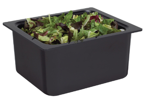 Chill-It - 1/2 Food Pan - Black