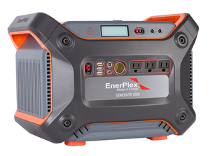 Enerplex 1200 Portable Lightweight Lithium Battery Back Up