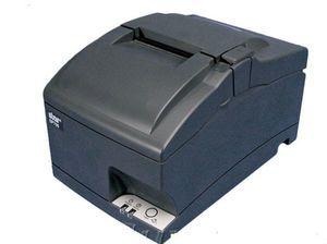 Star Micronics SP712MU GRY US - Impact Printer, Tear Bar, USB, Gray, Internal UPS
