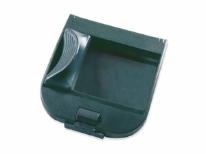 990 Addressograph Bartizan Portable Imprinter (includes Nameplate)