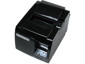 Star Micronics TSP143gt Gray, Receipt Printer, Direct Thermal, 300 Dpi, Auto Cutter, Power Supply and Cbl Included