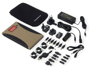PowerGorilla Tactical Battery Pack Charger for Laptops, Phones and More