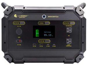 Lion Energy Safari ME Portable Power Station