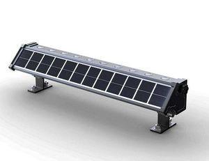 Solar Wall Washer Light - 200 Lumens