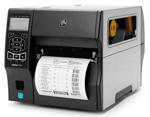 "Zebra ZT420 Industrial Label Printer - 6"" Print Width, 203 DPI, 802.11 A/B/G/N"