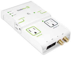 Tricklestar Smart PowerTap - 4 Outlet