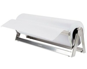 "18"" Stainless Butcher Paper Dispenser"