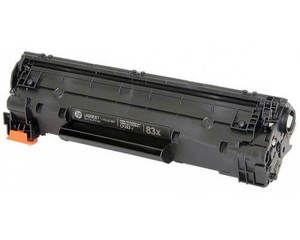 HP Q7553X Compatible Laser Toner Cartridge (7,000 page yield) - Black