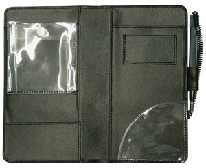 "8 1/8"" x 4 5/8"" - Ultimate Server's Wallet (25 presenters/pack)"