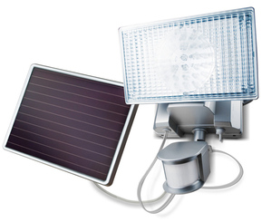 Solar Powered 150 Led Motion Activated Security Floodlight 787 Lumens