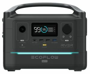 EcoFlow River Max Portable Power Station