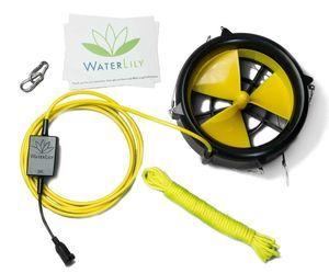 WaterLily Turbine - USB Output