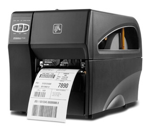 "Zebra ZT220 Industrial Label Printer with Direct Thermal, 4"" Print Width, 300 DPI"