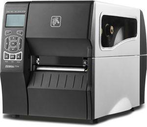 "Zebra ZT230 Industrial Label Printer with Thermal Transfer, 4"" Print Width, 300 DPI"
