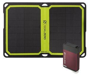 Goal Zero Flip 30 + Nomad 7 Plus Kit