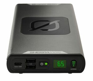 Goal Zero Sherpa 100PD Power Bank