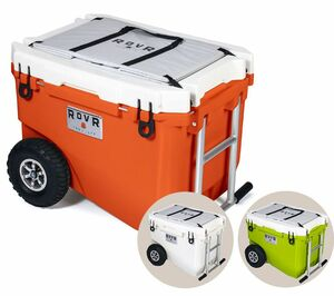 RollR 60 Portable Cooler on Wheels