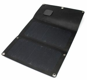 Powertraveller Falcon 12E Lightweight Foldable Solar Panel