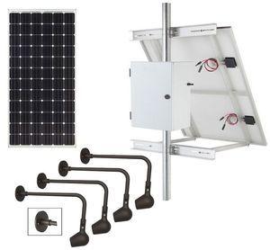 Commercial Solar Billboard Lighting Kit - Double Sided