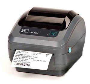 Zebra GX420D Desktop Label Printer with Dispenser (Peeler)