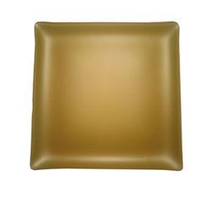 """SeaGlass 11"""" Square Plate"""