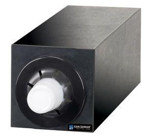 Sentry Bev Dispenser Cabinet (1) C5450C Black Trim Ring