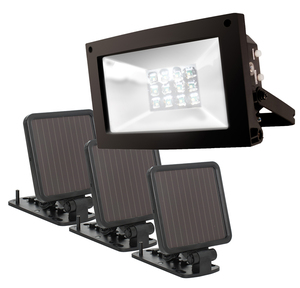 Maxsa Ultra Bright Flood Light - Up to 240 Lumens