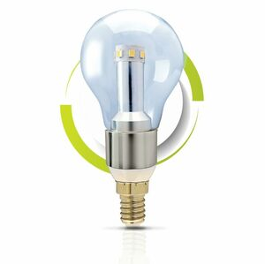 GS Solar LED Light Bulb - A50 Cool White 6000K