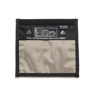 Black Hole Faraday Bag - Small Window