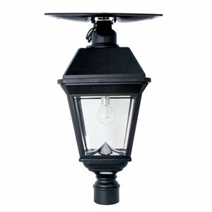"""Imperial Bulb ATS Commercial Post Light with 3"""" Fitter Mount"""