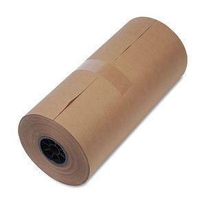 """18"""" x 900' - 40# Kraft Paper Roll"""