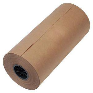 """24"""" x 900' - 40# Kraft Paper Roll"""