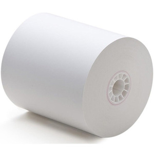 "3 1/4"" x 150'  (83mm x 46m)  1-Ply Bond Paper  (50 rolls/case)"