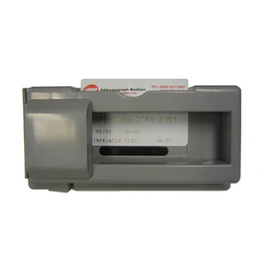 4105 Addressograph Bartizan Portable Imprinter