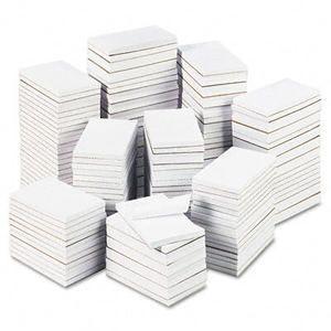 Bulk Scratch Pads, Unruled, 3 x 5, White, 180 100-Sheet Pads/Carton