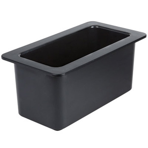 Chill-It - 1/3 Food Pan - Black