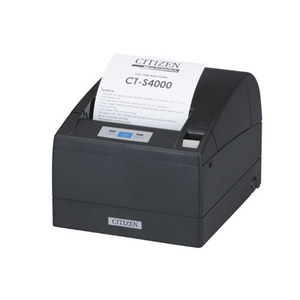 Citizen CT-S4000, Thermal POS Printer, 112mm, 150 mm/Sec, 69 col, Serial & USB