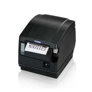 Citizen CT-S651, Thermal POS Printer, 200mm, Serial Interface, Black, PNE Sensor