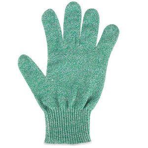 Cut Resistant Glove w/Dyneema - Level 5 - Green