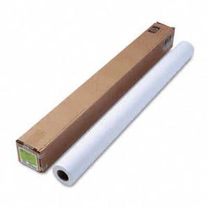 "42"" x 100' - 35# HP Designjet Inkjet Large Format Paper - White"