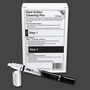 Dual Action Cleaning Pen (12 Pens)  <font color=red>*Clearance Item*</font>