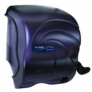 Element Paper Towel Dispenser - Oceans - Black Pearl