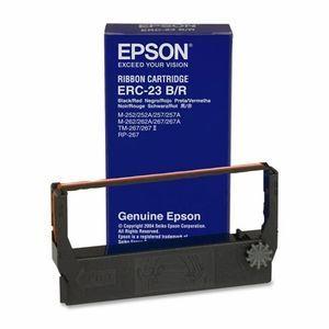 Epson ERC 23 & Verifone 250/500 Printer Ribbons (6 per box) - Black