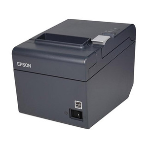 Epson TM-T20II, Readyprint Thermal Receipt Printer, Epson Dark Gray, USB & Serial Interfaces, Power Supply,  Cd, and USB Cable Included